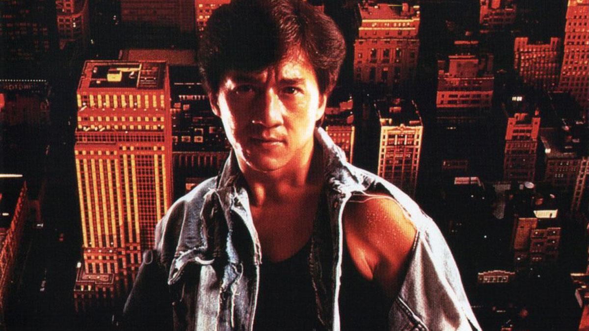 Draka w Bronxie - Jackie Chan