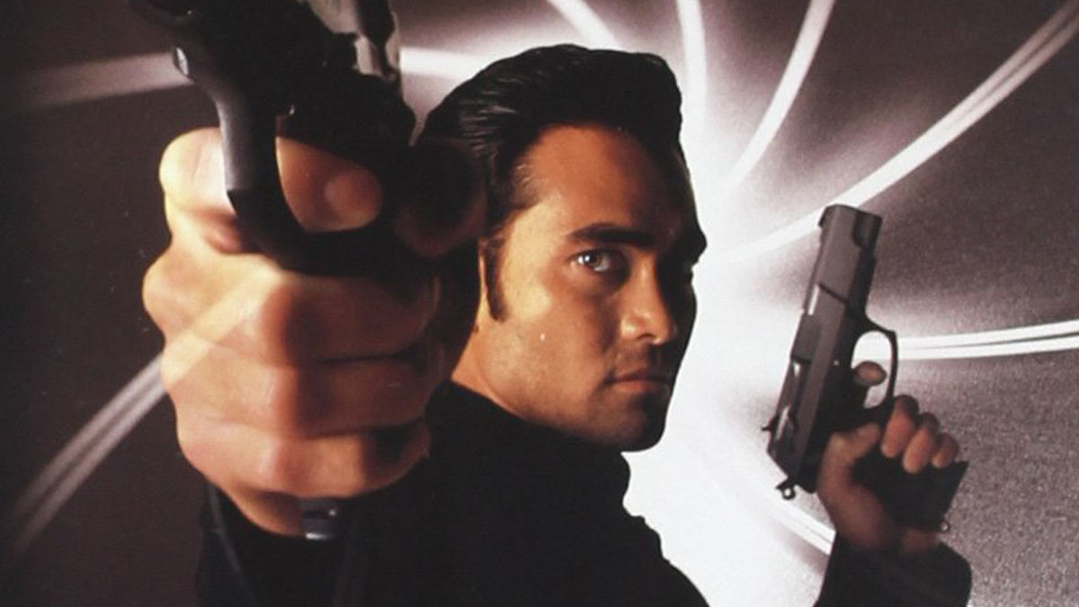 Sanktuarium - Mark Dacascos