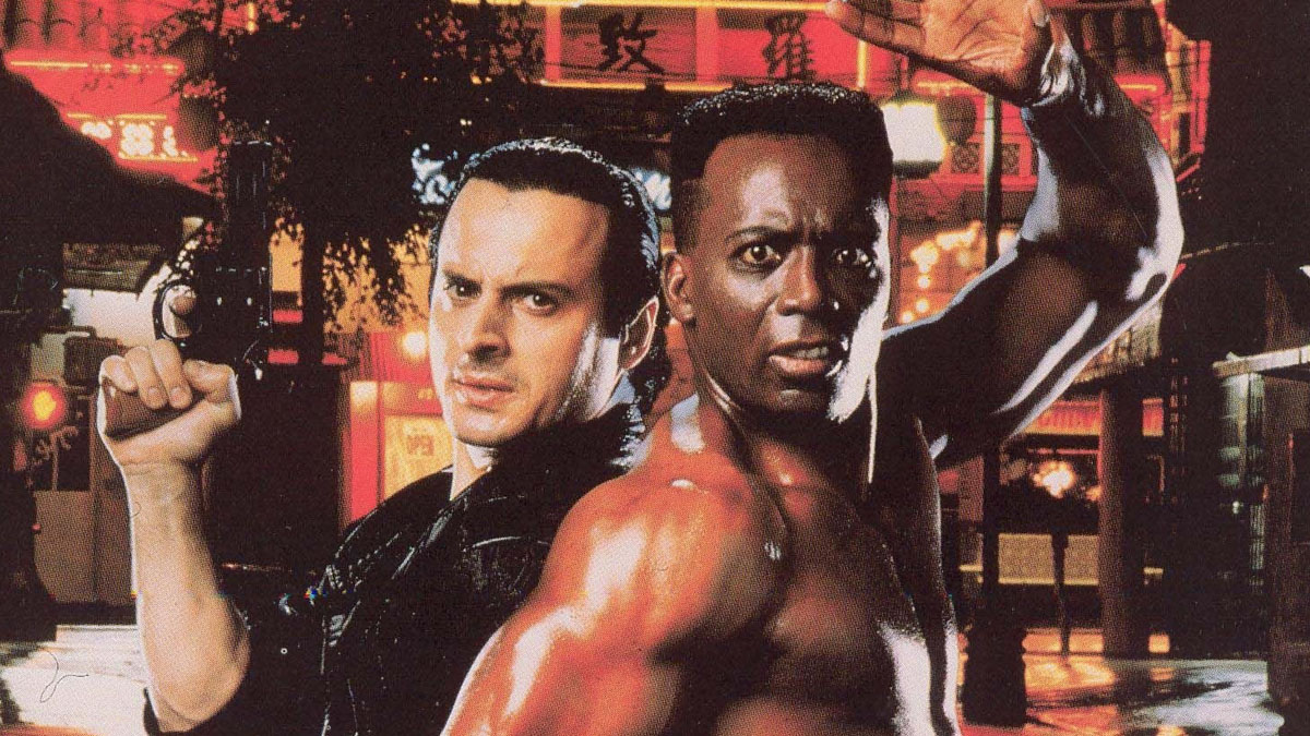 Szpony Orła - Jalal Merhi, Billy Blanks