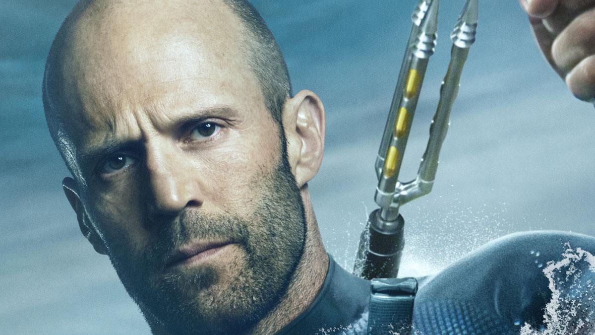 Meg - Jason Statham