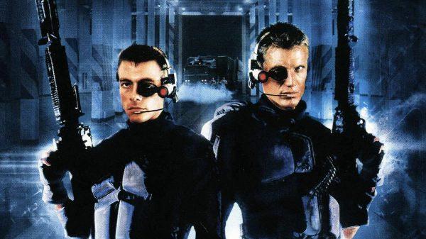 Uniwersalny Żołnierz - Jean-Claude Van Damme, Dolph Lundgren