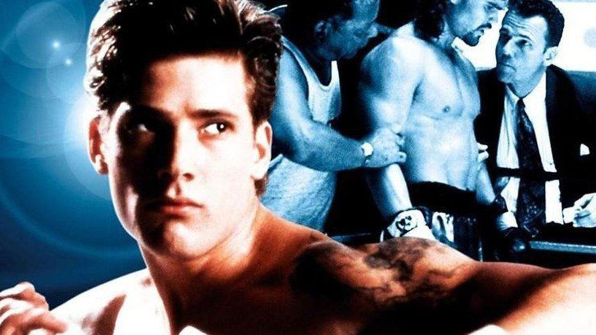 Kickboxer 3 - Sasha Mitchell, Dennis Chan