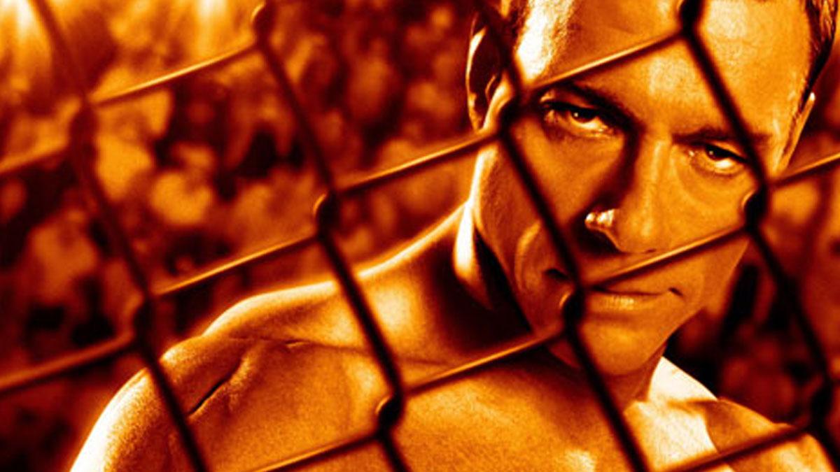 Jean-Claude Van Damme - Headlock
