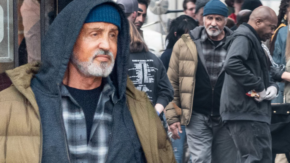 Samaritan - Sylvester Stallone