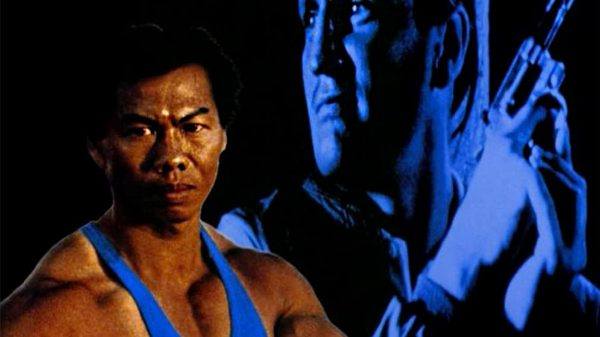 Bolo Yeung, Jerry Trimble, Breathing Fire