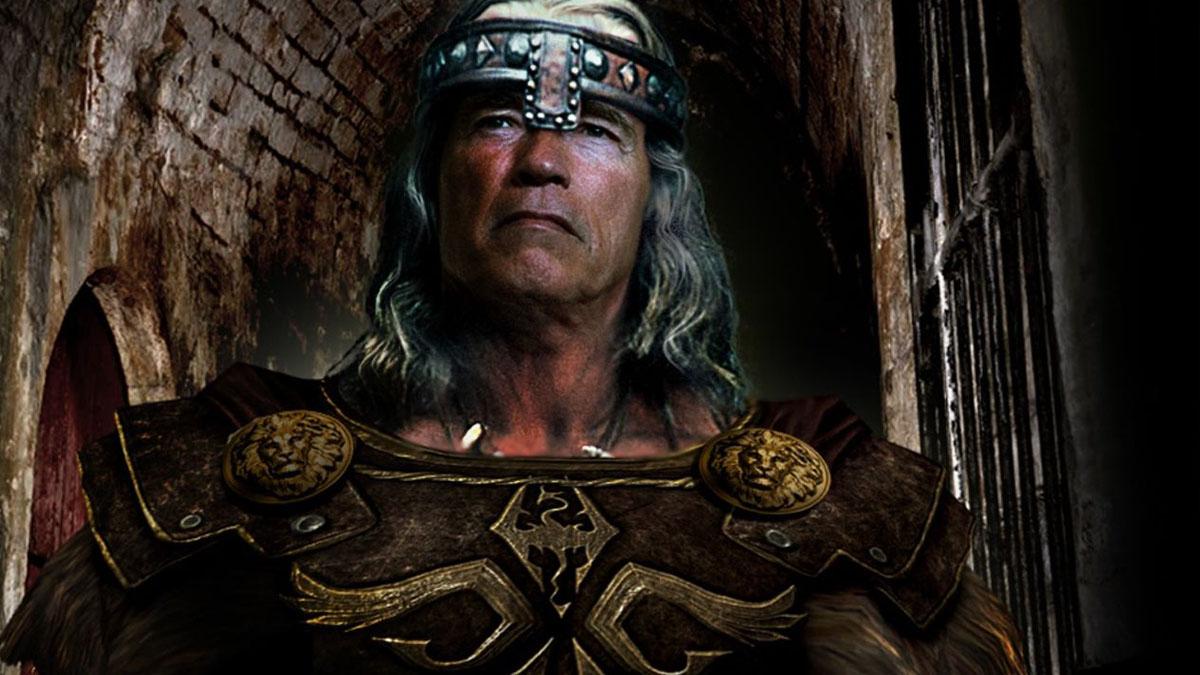 Arnold Schwarzenegger - Legend Of Conan