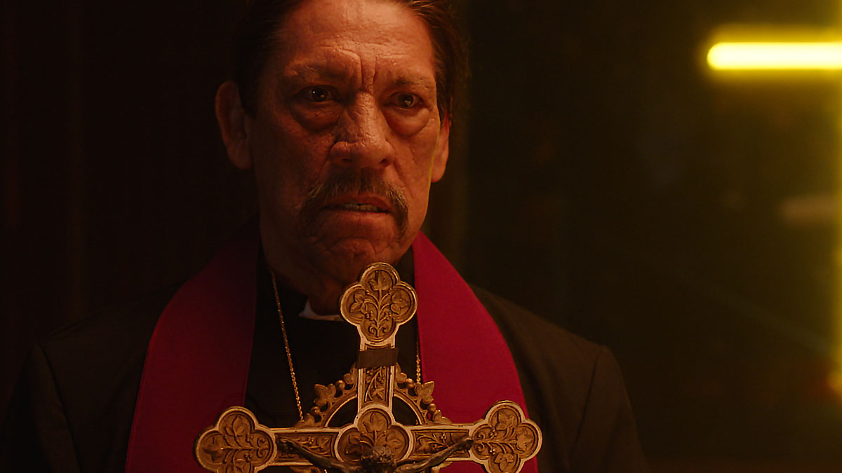 Danny Trejo - The Last Exorcist