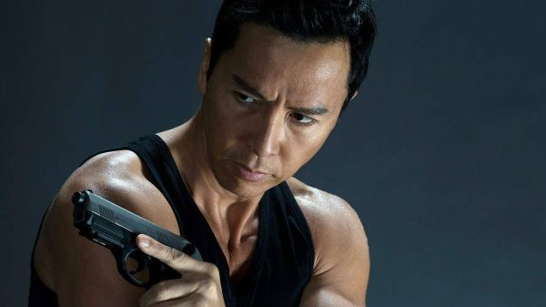 Donnie Yen, Frank Grillo - The Father