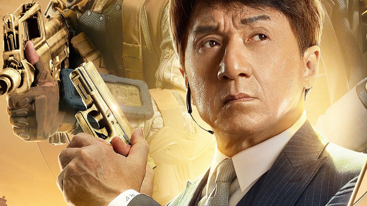 Jackie Chan - Vanguard