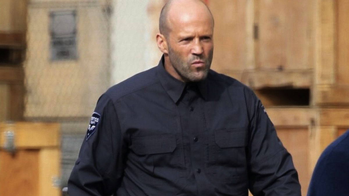 Jason Statham - Wrath of Man