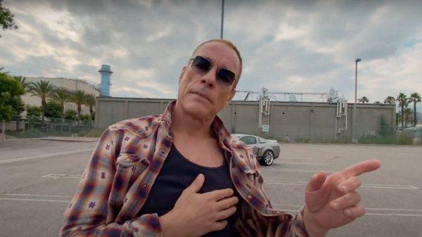 Jean-Claude Van Damme Dance