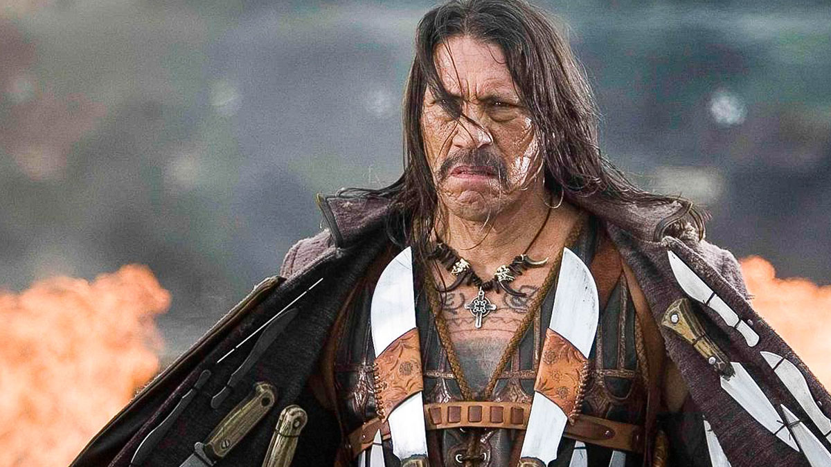 Danny Trejo - Machete Kills... In Space