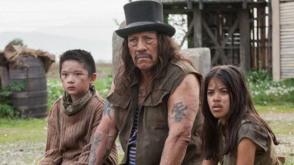 Danny Trejo - Bullets of Justice