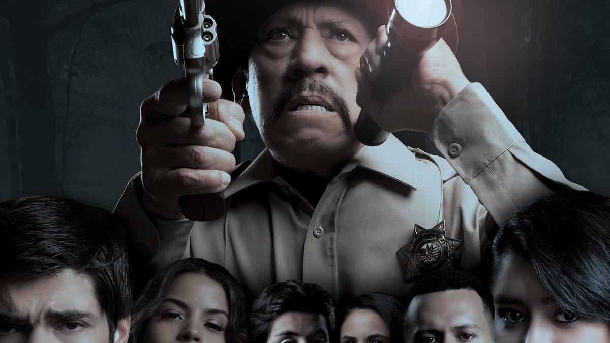 Danny Trejo - Murder in the Woods