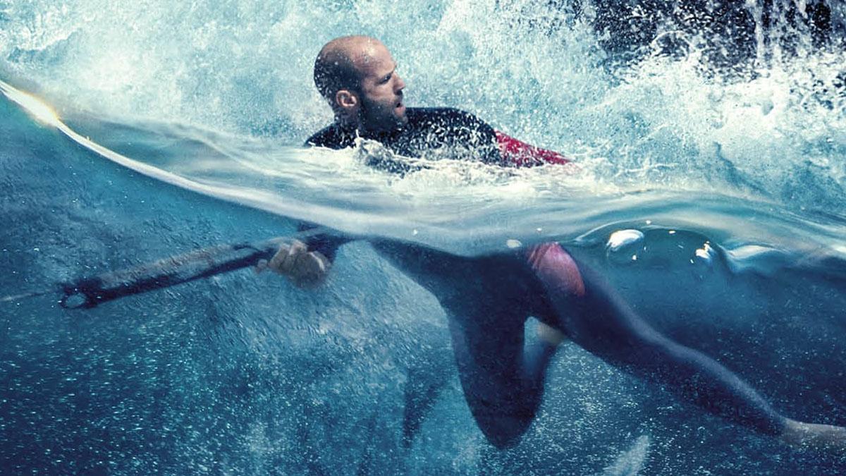 Jason Statham - The Meg 2