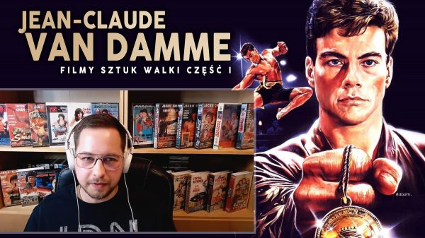Kino Sztuk Walki LIVE - Jean-Claude Van Damme