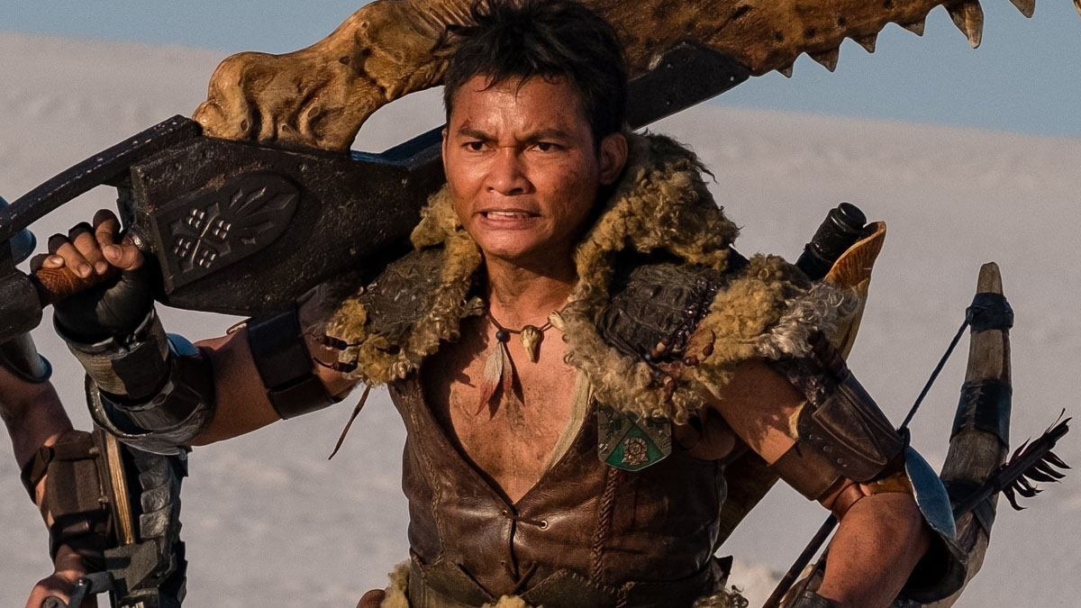Tony Jaa - Monster Hunter