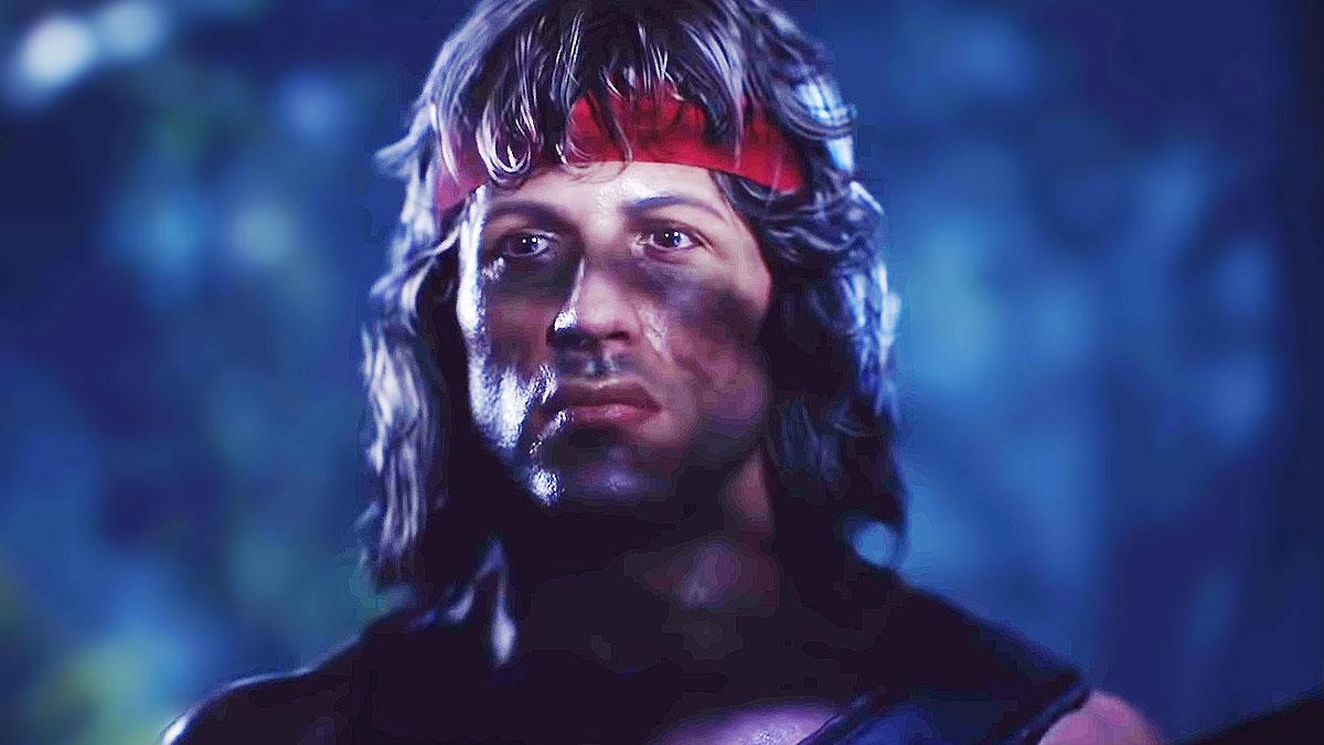 John Rambo - Mortal Kombat 11