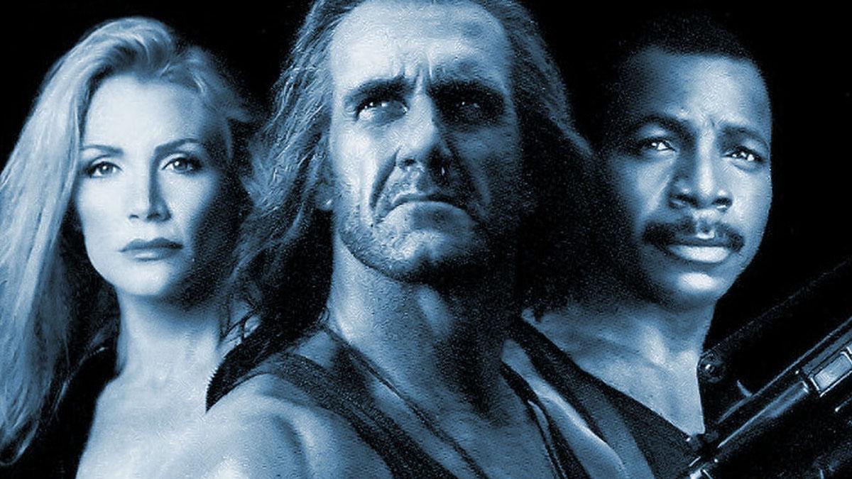 Oddział Widmo - Hulk Hogan
