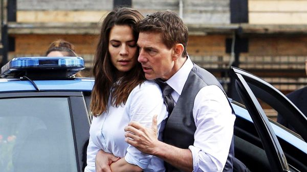 Tom Cruise - Mission Impossible 7