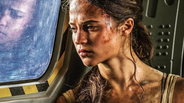Tomb Raider 2 - Alice Vikander