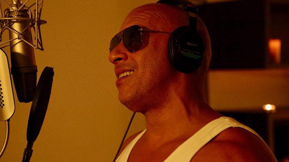 Vin Diesel - Days Are Gone