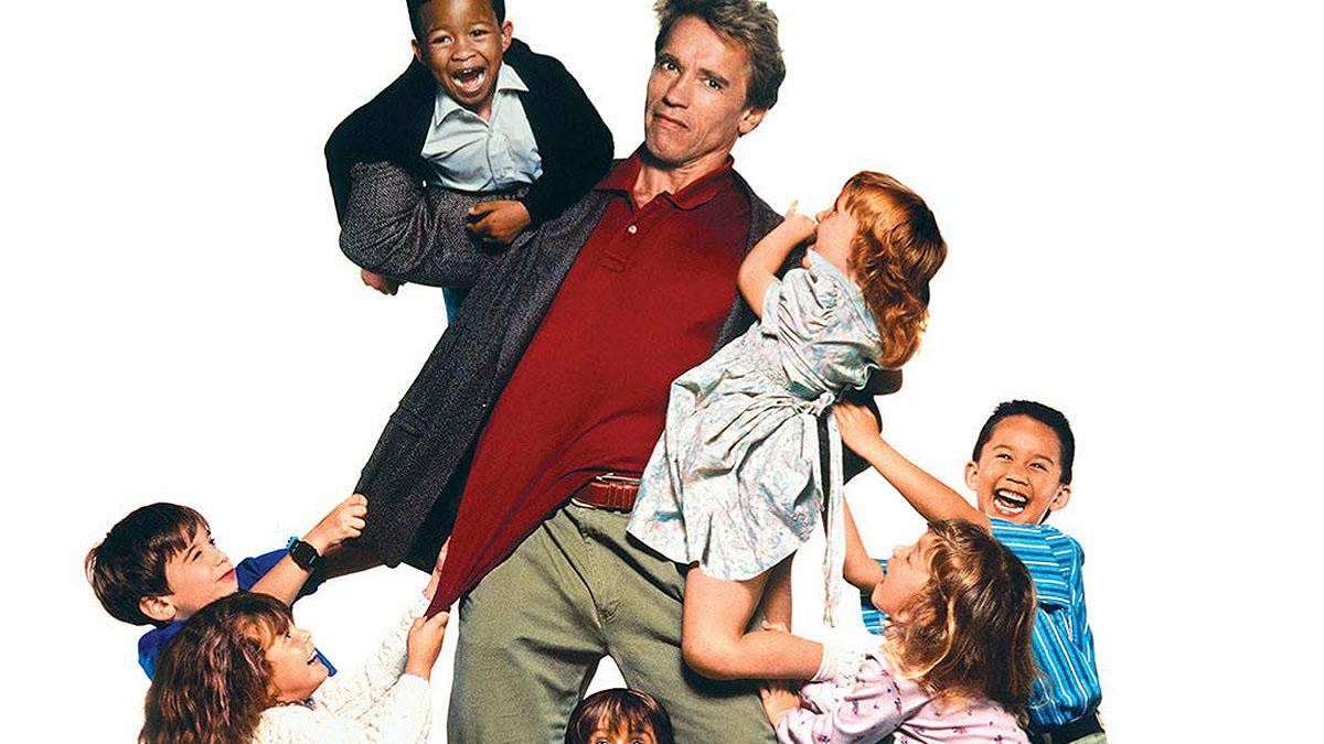 Arnold Schwarzenegger - Gliniarz w Przedszkolu