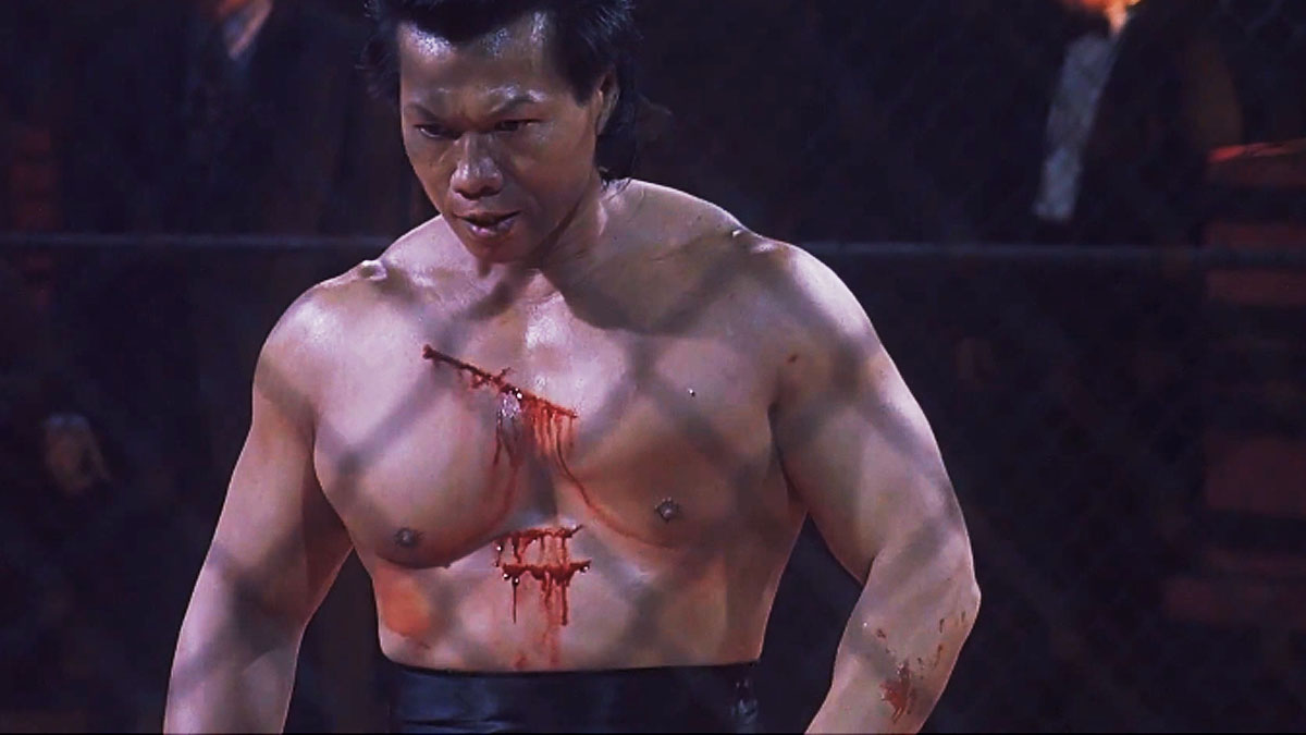 Bolo Yeung - Shootfighter
