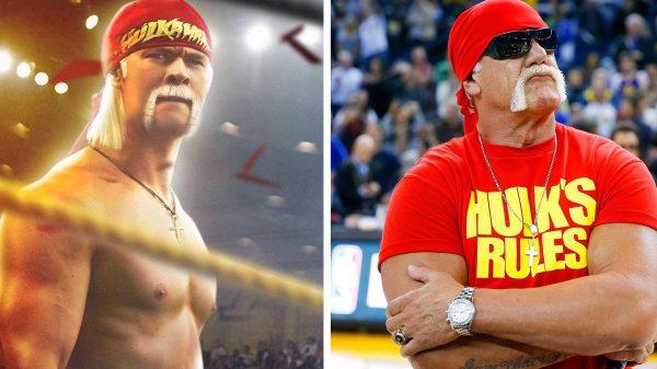 Chris Hemsworth - Hulk Hogan