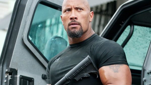Dwayne Johnson Hobbs & Shaw 2
