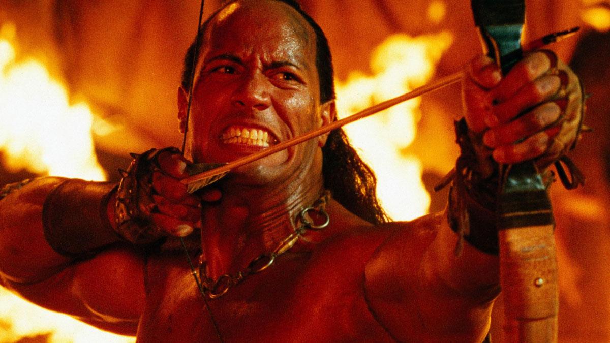 Dwayne Johnson - Król Skorpion