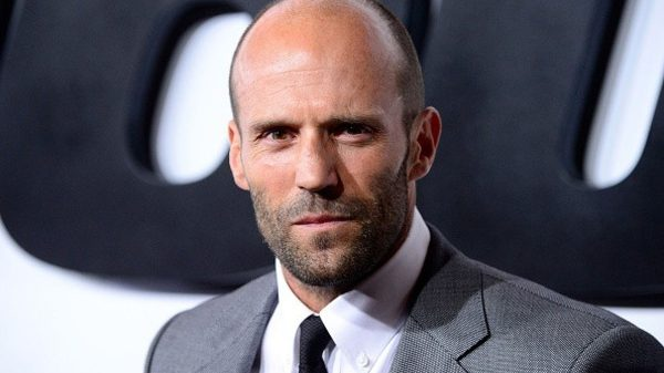 Jason Statham - Small Dark Look