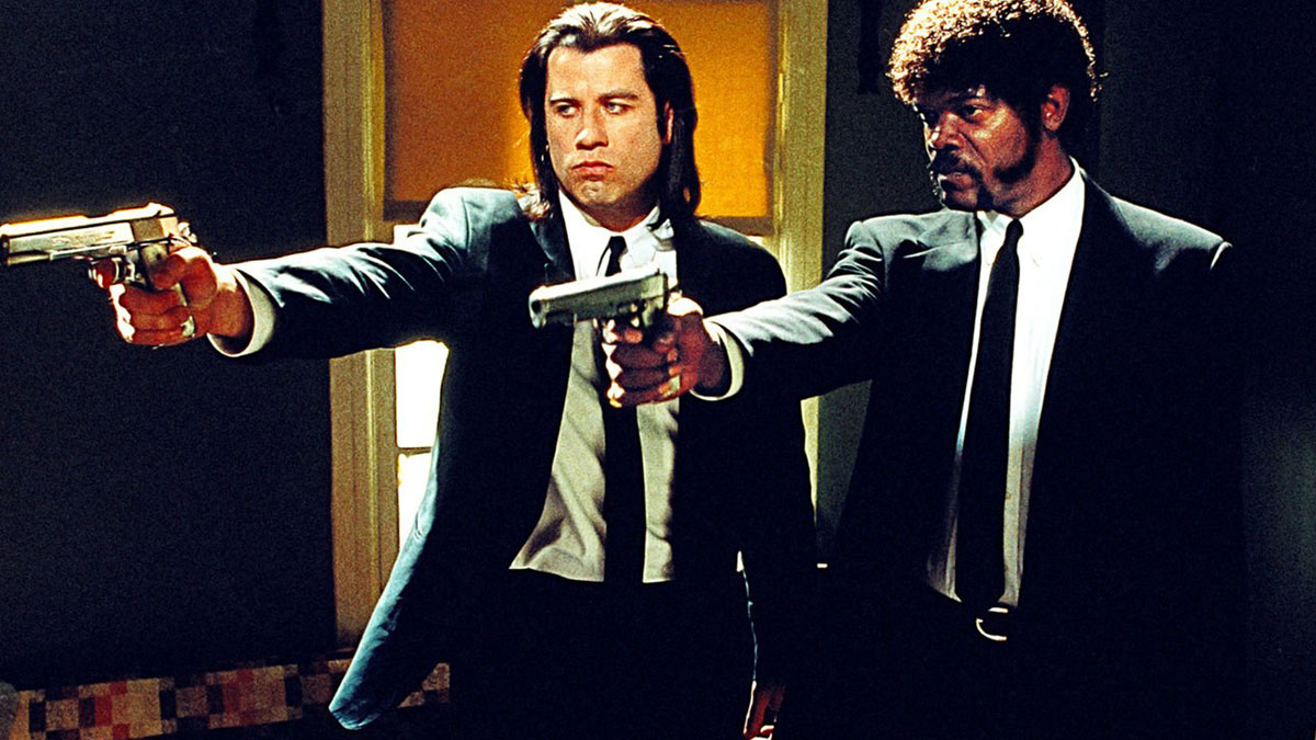 John Travolta, Samuel L. Jackson - Commercial