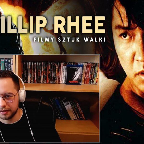 Kino Sztuk Walki LIVE - Phillip Rhee