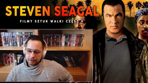 Kino Sztuk Walki live - Steven Seagal