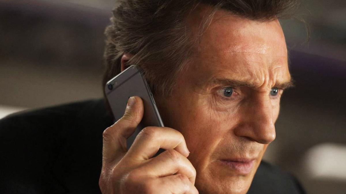 Liam Neeson - Retrubition