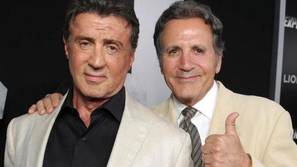 Frank Stallone, Sylvester Stallone
