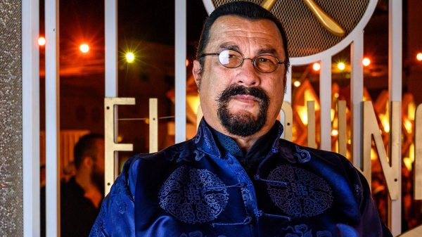 Steven Seagal - The Legend Of Johnny Jones