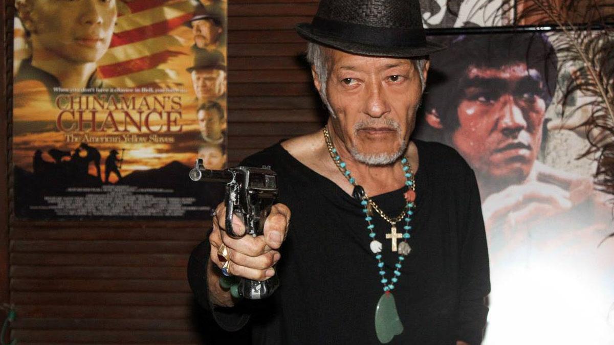 Aki Aleong - Grandpa The Assassin