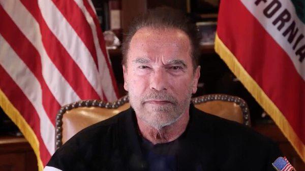Arnold Schwarzenegger - Donald Trump
