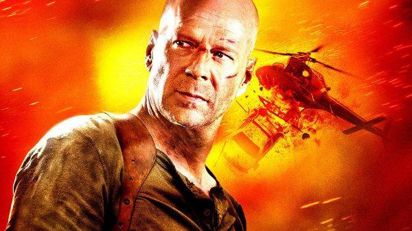 Bruce Willis - Szklana Pułapka 6
