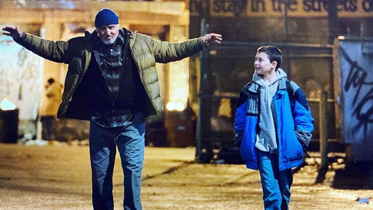Sylvester Stallone - Samaritan