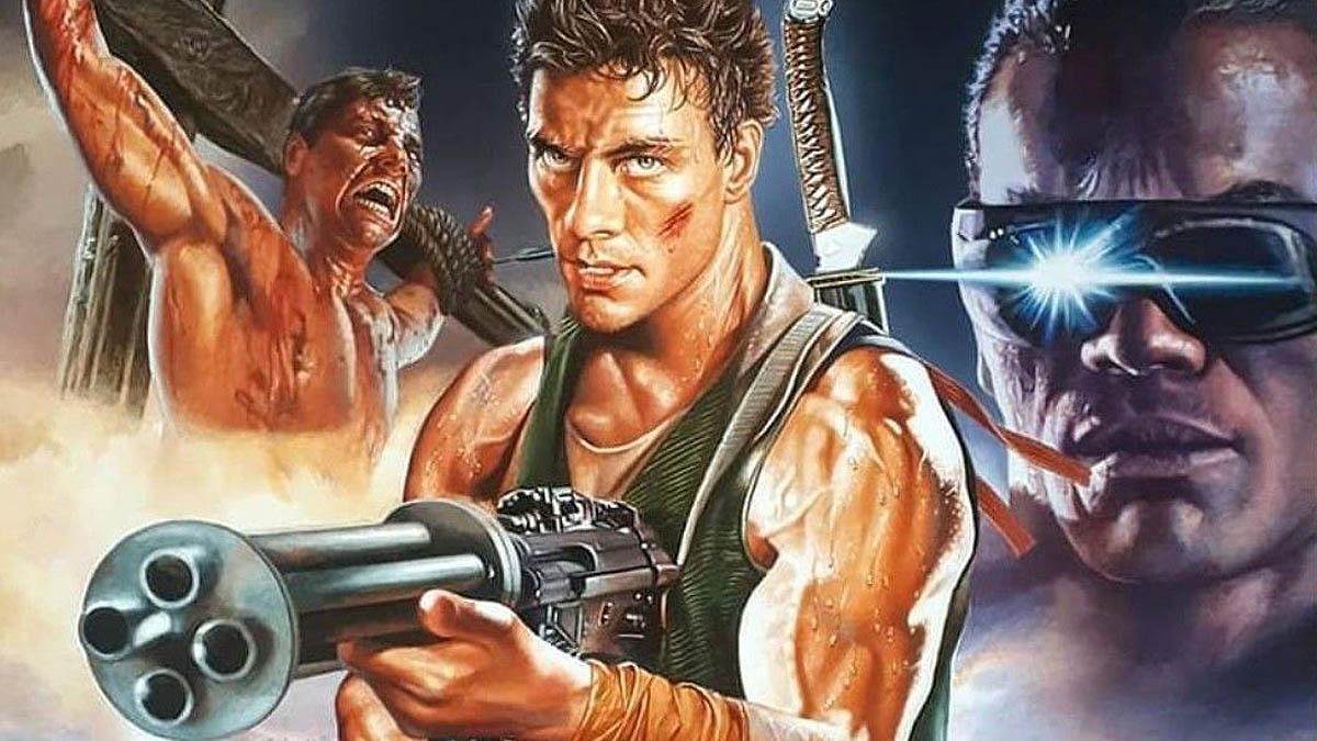 """Cyborg"" - Jean-Claude Van Damme"