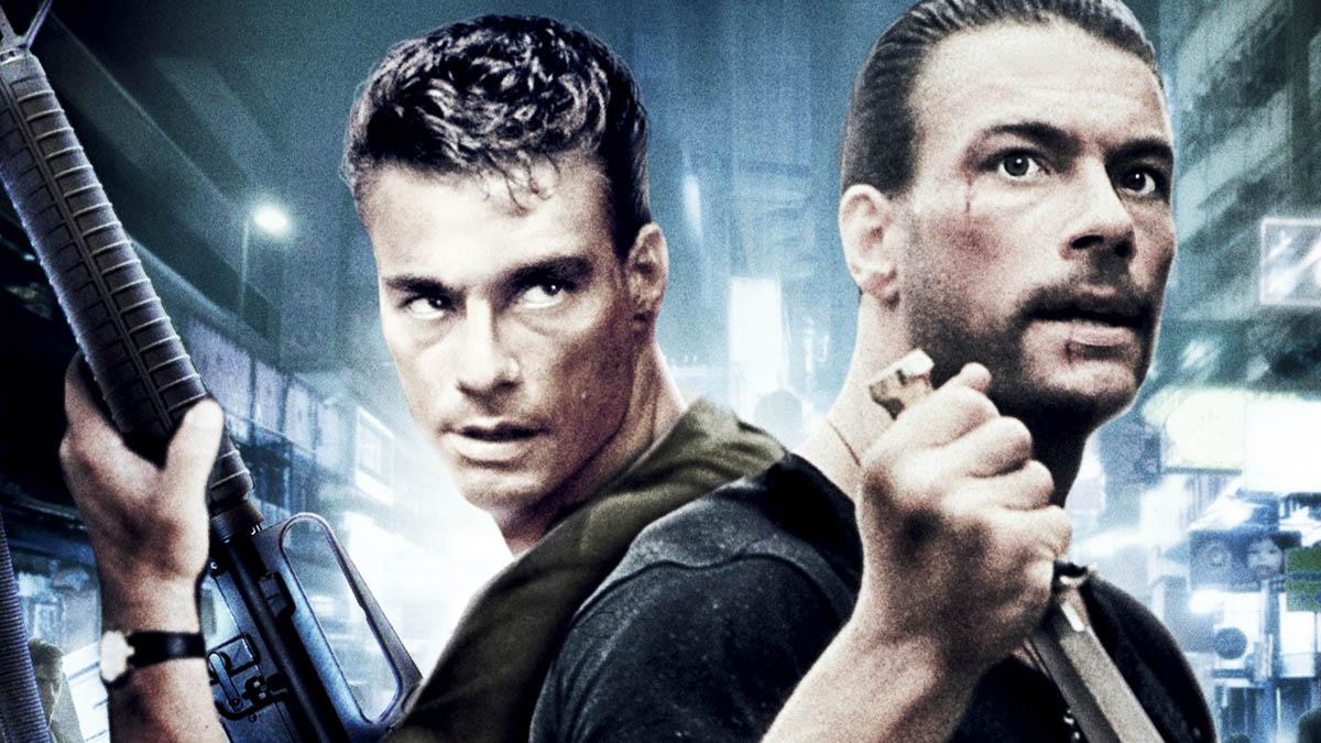"""Podwójne Uderzenie"" - Jean-Claude Van Damme"