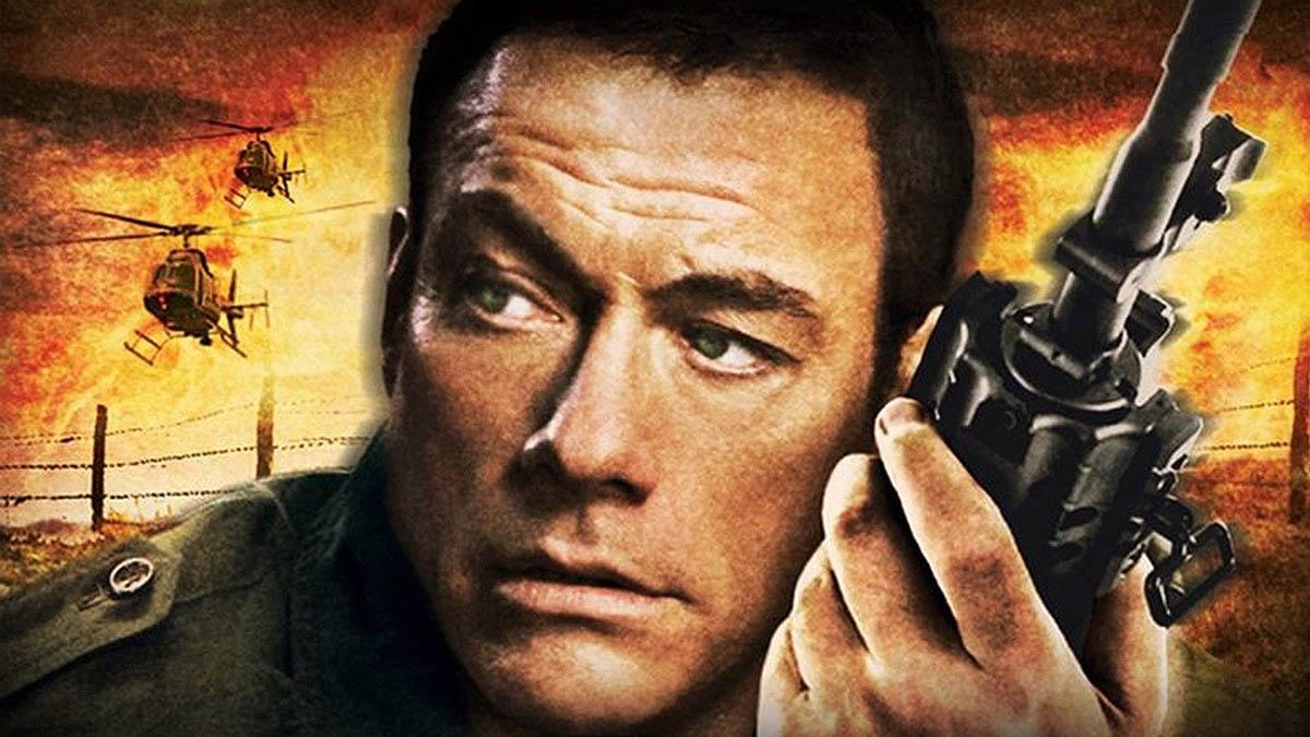 """Strażnik Granicy"" - Jean-Claude Van Damme"
