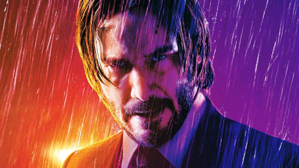 """""""John Wick 4"""" - Keanu Reeves, Donnie Yen, Scott Adkins"""