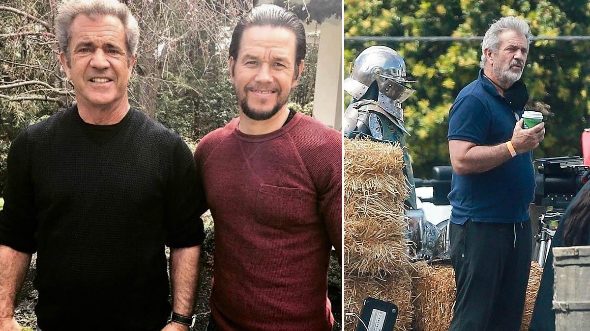 """Stu"" - Mark Wahlberg, Mel Gibson"