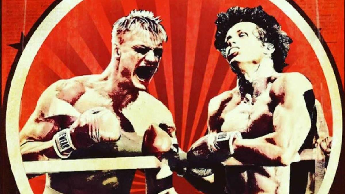 """Rocky vs Drago"" - Sylvester Stallone"