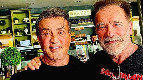 Sylvester Stallone i Arnold Schwarzenegger