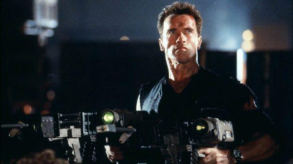 """Egzekutor"" - Arnold Schwarzenegger"